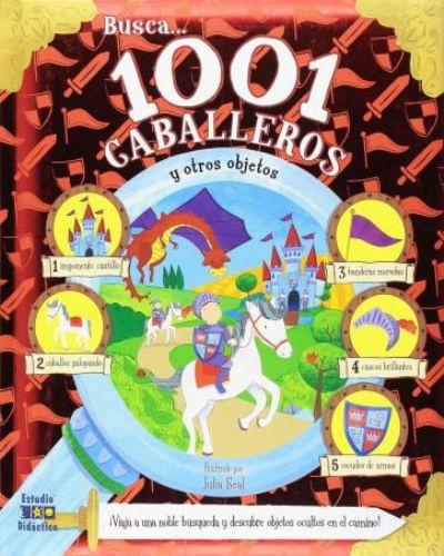 BUSCA 1001 CABALLEROS Y OTROS OBJETOS